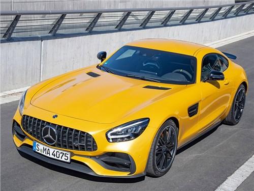 Новость про Mercedes-Benz - Mercedes-Benz AMG GT S 2020
