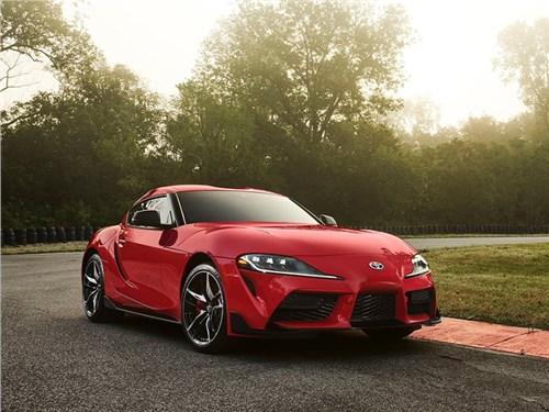 Toyota рассказала, сколько бы стоила Supra без участия BMW
