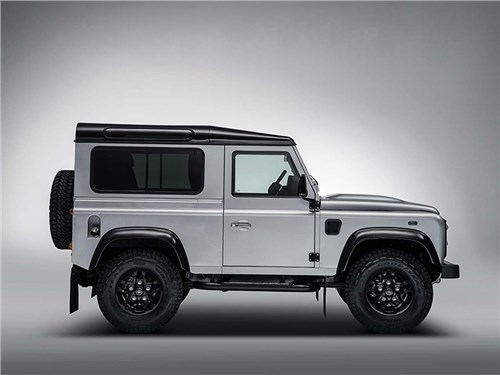 Новость про Land Rover Defender 90 - Land Rover Defender 2020