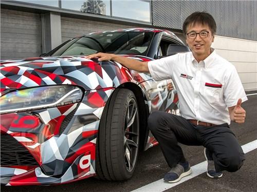 Преемник Toyota Supra станет абсолютно иным