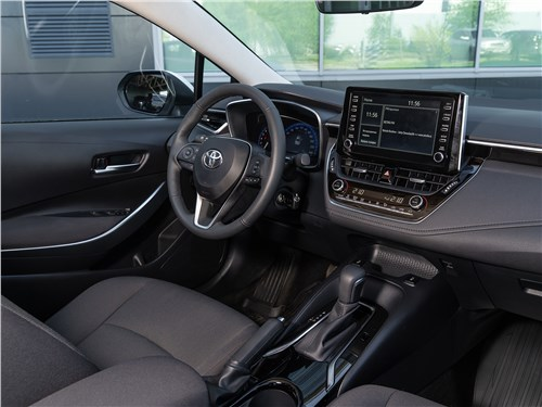 Toyota Corolla 2019 салон