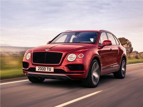 Новость про Bentley Bentayga - Bentley Bentayga