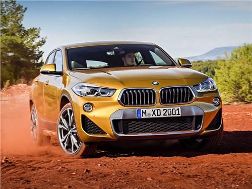 Новость про BMW - BMW X2 2019