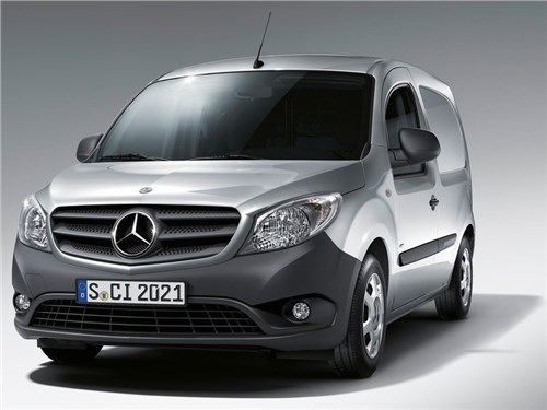 Новость про Mercedes-Benz Citan - Mercedes-Benz не будет производить Citan в России