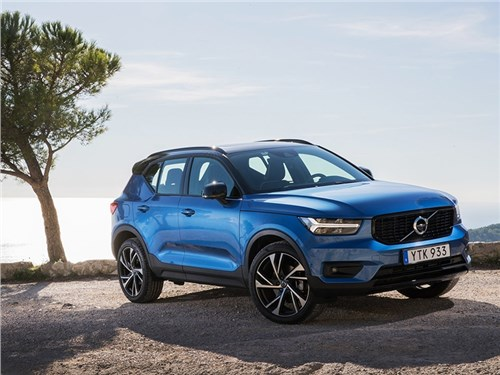 Volvo захватит весь сегмент SUV