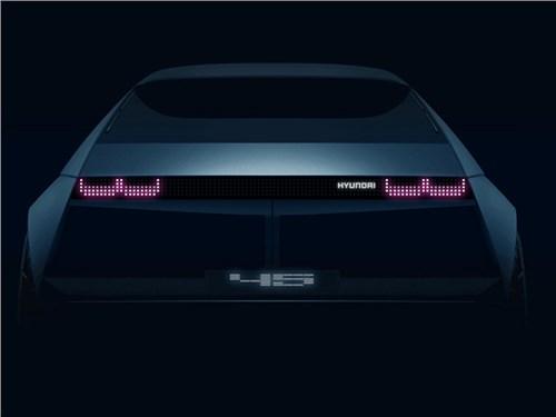 Hyundai будет «давить на ретро»