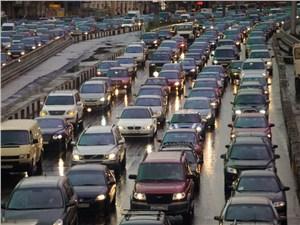 Запрет на въезд фур на МКАД транспортную ситуацию не улучшил