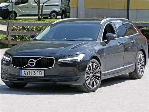 Новость про Volvo - Обновленные Volvo 90-й серии приобщатся к Формуле 1