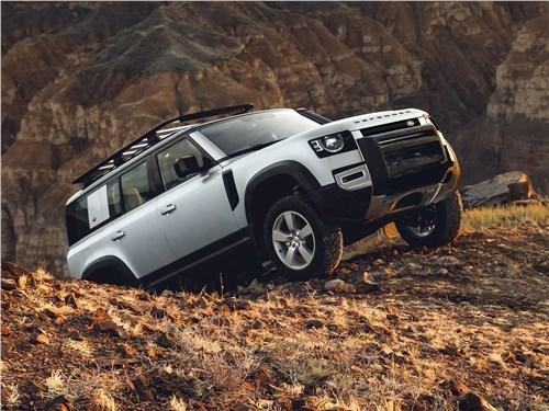 "Эвакуатор ""4х4"" (Defender) Defender 110 - Land Rover Defender 110 2020 вид сбоку"