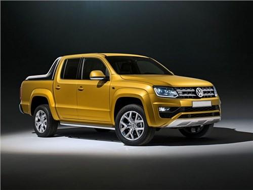 Новость про Volkswagen Amarok - Volkswagen Amarok