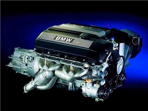 Новость про BMW - BMW разработает новый восьмицилиндровый двигатель