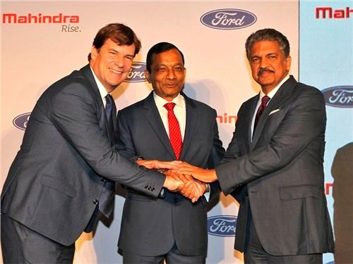 Ford идет в Индию