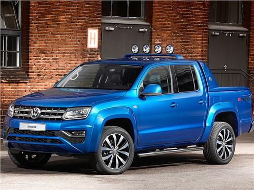 Volkswagen Amarok обрел новое сердце
