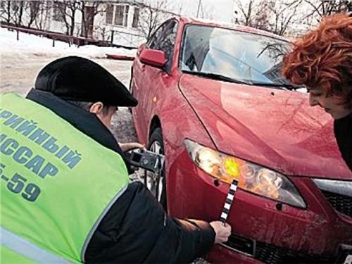 На российских трассах появятся аварийные комиссары