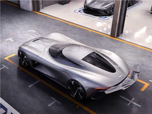 В Jaguar создали виртуальный суперкар