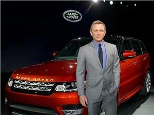 Новость про Land Rover Range Rover Sport - Range Rover Sport 2013