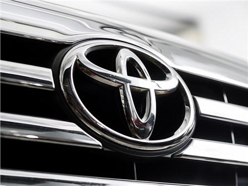 Toyota объединяется с китайскими автопроизводителями