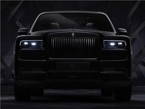 Новость про Rolls-Royce - Rolls-Royce Cullinan Black Badge