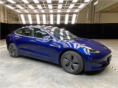 Новость про Tesla Motors Model 3 - Tesla китайской сборки оказалась качественнее американского аналога