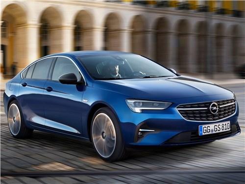 Полная гармония Insignia - Opel Insignia 2020 вид спереди