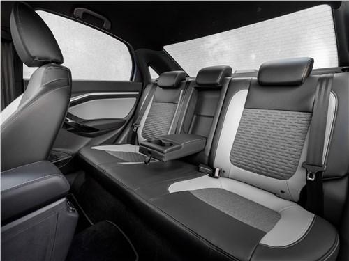Lada Vesta 2019 задний диван