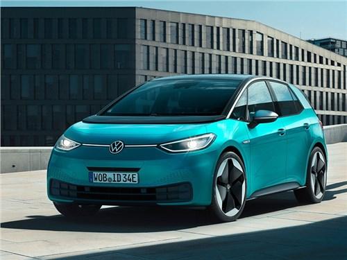 Новость про Volkswagen - Volkswagen ID.3