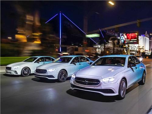 Mercedes-Benz анонсировал новый E-Class