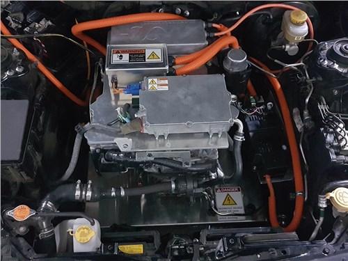Новость про Toyota GT 86 - Toyota GT86 была электрифицирована