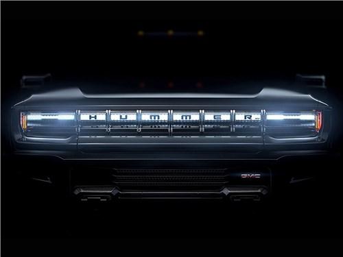 Новость про Hummer - Новый Hummer получит три двигателя