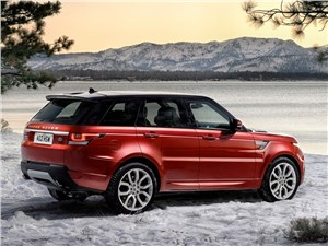 Land Rover озвучил цены на новое поколение Range Rover Sport