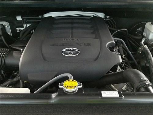 Новость про Toyota - Toyota V8 4,6