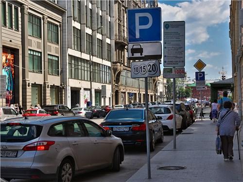 Парковки могут сделать бесплатными из-за коронавируса