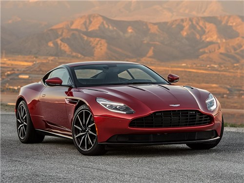 Aston Martin хочет быть Ferrari