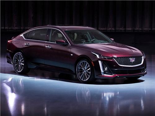 Cadillac не будет электрифицировать весь модельный ряд