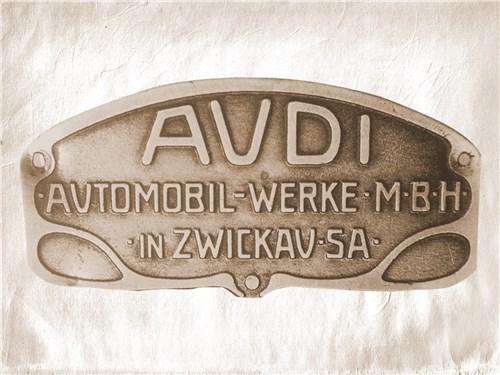 Табличка с названием компании крепилась на корпус каждого автомобиля