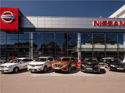 Новость про Nissan - Nissan привезет в Россию новый электрокар и обновит модельный ряд
