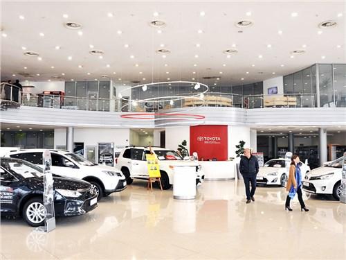Новость про Toyota - Toyota победила коронавирус