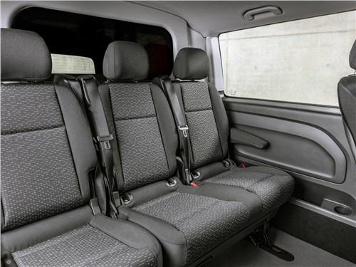 Mercedes-Benz Vito 2020 кресла для пассажиров