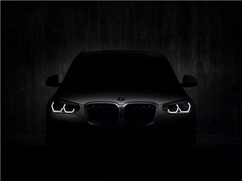 Новость про BMW - BMW назвала дату дебюта электрического кроссовера iX3