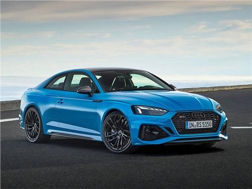 Все «заряженные» модели Audi будут полноприводными
