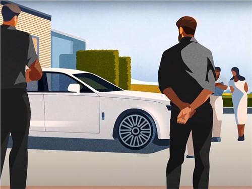 Rolls-Royce объяснил, почему Ghost не будет кичиться своим стилем