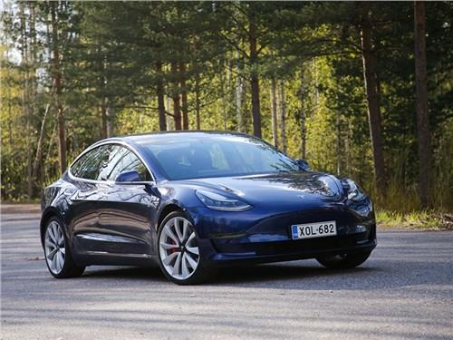 Новость про Tesla Motors Model 3 - Tesla Model 3