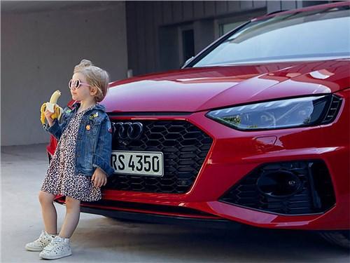 В рекламе Audi обнаружен секс и разврат
