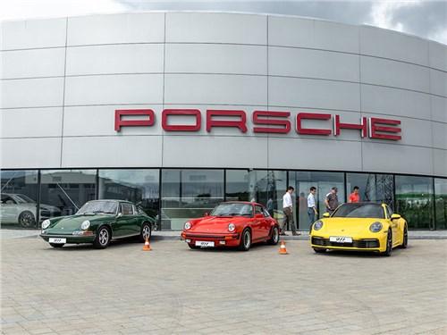 Porsche заявила о собственных махинациях с вредными выбросами