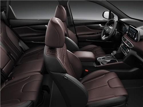Новость про Hyundai Santa Fe - Hyundai Santa Fe Black&Brown