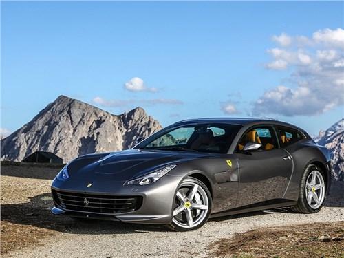 Новость про Ferrari GTC4 Lusso - Ferrari GTC4 Lusso (2017)