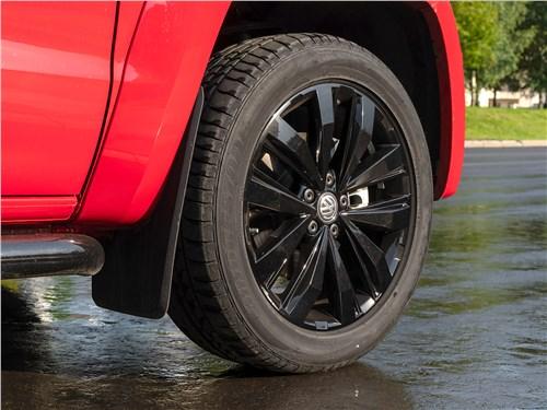 Volkswagen Amarok Aventura (2020) колесо