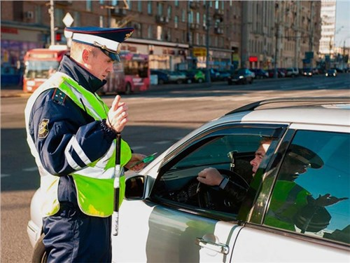 В Совфеде пообещали отказаться от резкого повышения дорожных штрафов