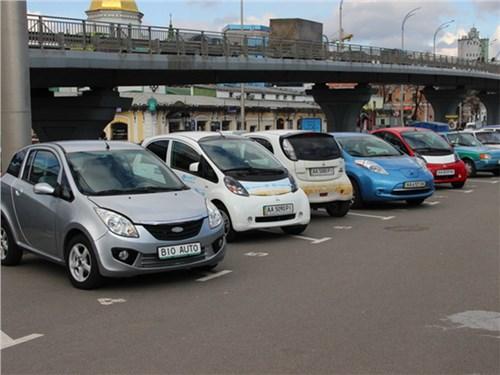 За начало осени вторичный рынок электромобилей вырос