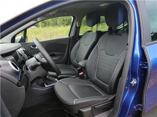 Renault Kaptur 2020 передние кресла